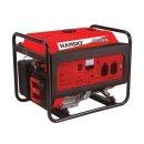 한도 산업용 발전기 HD7500D 5.5KW 리코일 시동 90KG