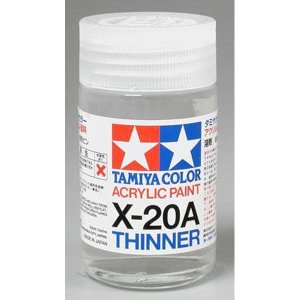 X-20A Thinner (수성 미니)/도료/RC카/부품/대형/미니