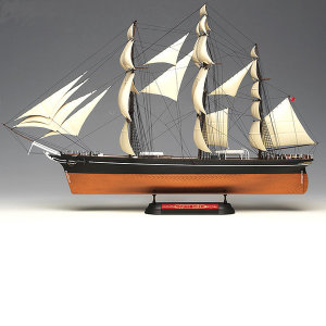 프라모델 1/150쾌속 범선 커티샥 배모형 아카데미과학