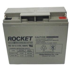 연축전지 납축전지 ES 18-12 (12V 18AH) 전동차배터리