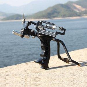 레이저 새총 슬링샷 전문가