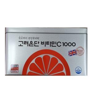 고려은단 비타민C1000 600정 648g /zc