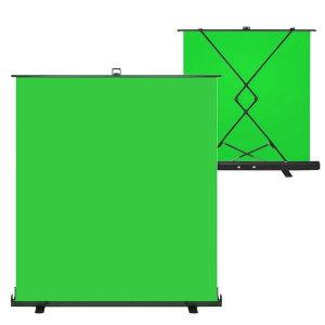 (본젠)VDR-M202 이동식 크로마키 그린 롤스크린 200X2