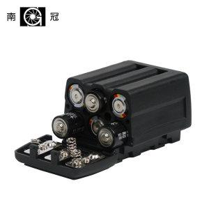 룩스패드 43H 전용 배터리팩 AA배터리 케이스 2개