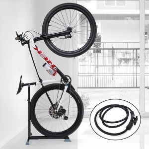 자전거 수직거치대 스탠드 자전거거치 바이크거치대