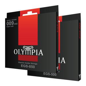 올림피아 일렉기타줄 EGS850 1세트