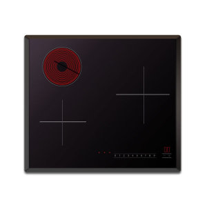 LG DIOS 인덕션2+하이브리드1 전기레인지 BEY3GST2 _K