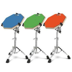 (현대Hmall)드럼연습패드 12인치 드럼패드세트 드럼스틱