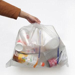 분리수거함 비닐봉투 (62X60cm) 40L 100매