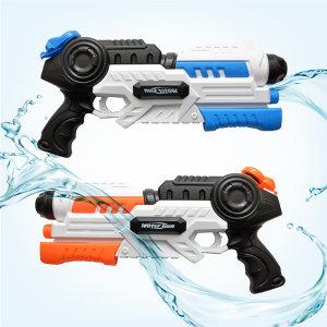 슈터워터건 대형물총 물놀이장난감 축제 초강력펌프건
