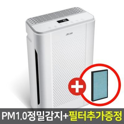 [제이비랩] 공기청정기 애니케어 타워5 H13헤파필터 PM1.0 센서