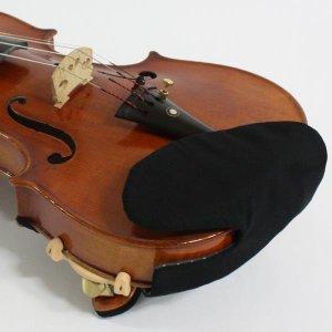 바이올린줄 핸드메이드 바이올린 턱받침 커버 E모델 n