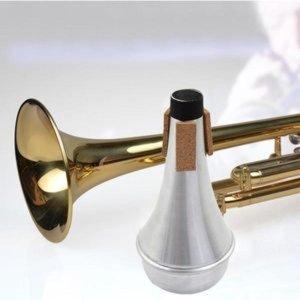 트럼펫 야간 연주 소음방지 트럼팻 사이렌서 뮤트 트