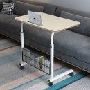 사이드테이블/침대/소파/보조/이동식/높이조절 ST-802