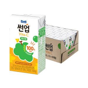 매일 썬업 VITA-C 머스캣 125ml 24개입/어린이음료