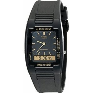Casio Mens AQ47-1E Classic Ana-Digi Watch