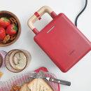 샌드위치 크로플 와플 메이커 레드(DA-SAN01)
