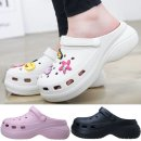 W 8011 여성 슬리퍼 통굽 샌들 아쿠아슈즈 여름 신발