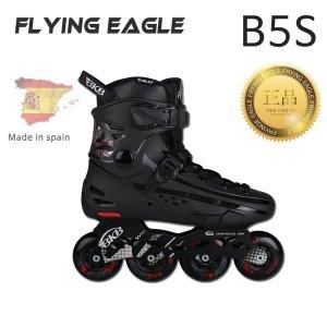 (플라잉이글) B5S 성인용 인라인 스케이트 플라잉이글 도심주행 FSK