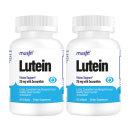 2개 머스핏 루테인 지아잔틴 25 mg 비젼 서포트 60 소프트젤 Musfit 제아잔틴 빠른직구