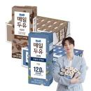 매일두유 초콜릿 24팩+ 고단백 190mL 24팩