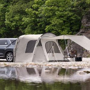아이두젠 모빌리티 A3 차박 쉘터 도킹 카 차량용 텐트