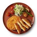 돈까스목장 치즈 돈까스 10팩+1팩 / 소스10팩+1팩 증정