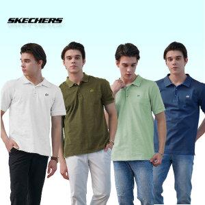 스케쳐스 21여름 남성 반팔 PK셔츠 4종