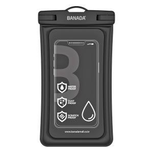 프리미엄 IPX8등급 스마트폰 방수팩 블랙