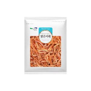 엄마애바다 국내가공 홍진미채 1kg