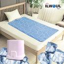 일월 아이스킹 냉수매트 자연순환 침대용 IW-IKS 싱글