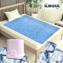 일월 아이스킹 냉수매트 자연순환 침대용 IW-IKD 더블