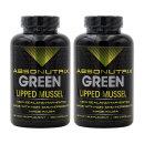 2개 뉴질랜드초록홍합 1000 mg 그린 초록입홍합오일 180 캡슐 Absonutrix 빠른직구