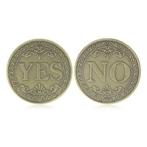 yes or no 기념주화 수집용동전코인 GS0400025A
