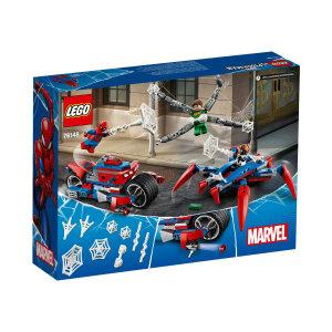 마블 스파이더맨과 고스트라이더 VS 카니지 76173