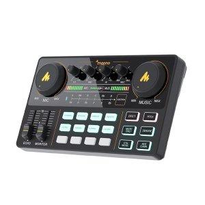 오디오 사운드 카드 믹서 스트리밍 사운드변환 방송