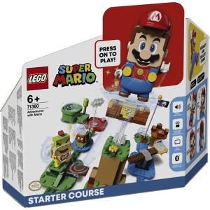레고  슈퍼마리오 스타터팩 71360