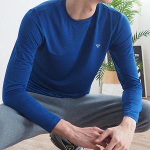 제이컴퍼니 긴팔 라운드 기능성 쿨링 티셔츠(7컬러)