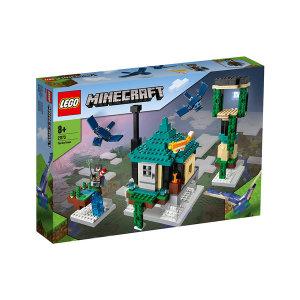 레고 마인크래프트 21173 스카이 타워레고공식