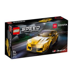 레고 스피드 챔피언 76901 토요타 GR 수프라
