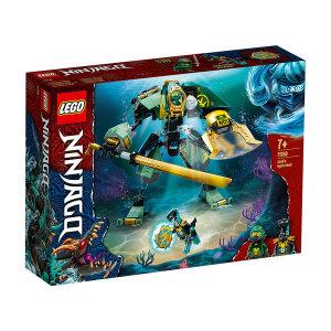 레고 닌자고 71750 로이드의 하이드로 로봇