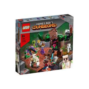 레고 마인크래프트 21176 정글 어보미네이션