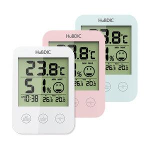 휴비딕  1+1  디지털 온습도계 HT-3 + HT-3