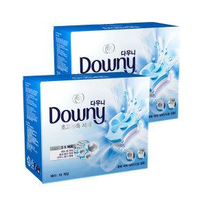 다우니 프리미엄 세탁세제 폼형 블루 16개입 1+1