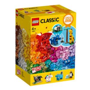 레고 11011 브릭과 동물 즐거운 놀이 레고클래식