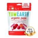 유기농 막대사탕 파우치팩 57g 공식수입원 사은품증정