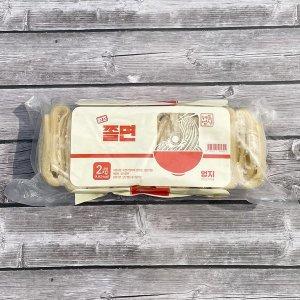엄지 쫄면 사리 2kg (10인분) / 가정용 업소용