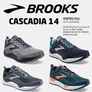 갤러리아  브룩스 BROOKS Trail 캐스캐디아14 트레일화