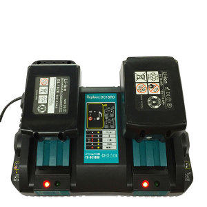Makita 마끼다 배터리 호환 충전기 18V동시충전DC18RD