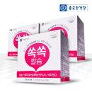 쏙쏙 어골 칼슘 마그네슘 비타민D 30포 3박스